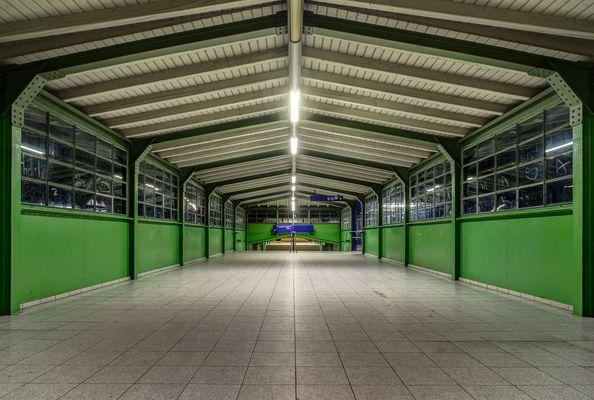 S-Bahnhof Messe Süd