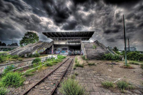 S-Bahnhof Oberwiesenfeld
