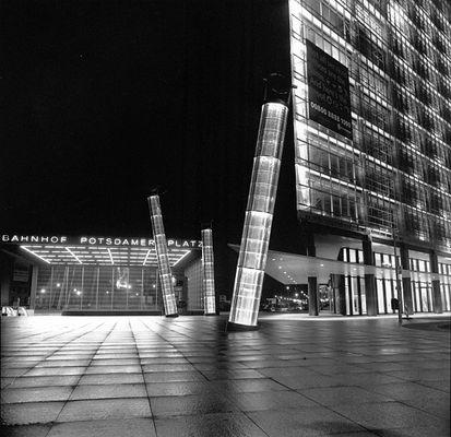 s-bahnhof potsdamer platz - berlin
