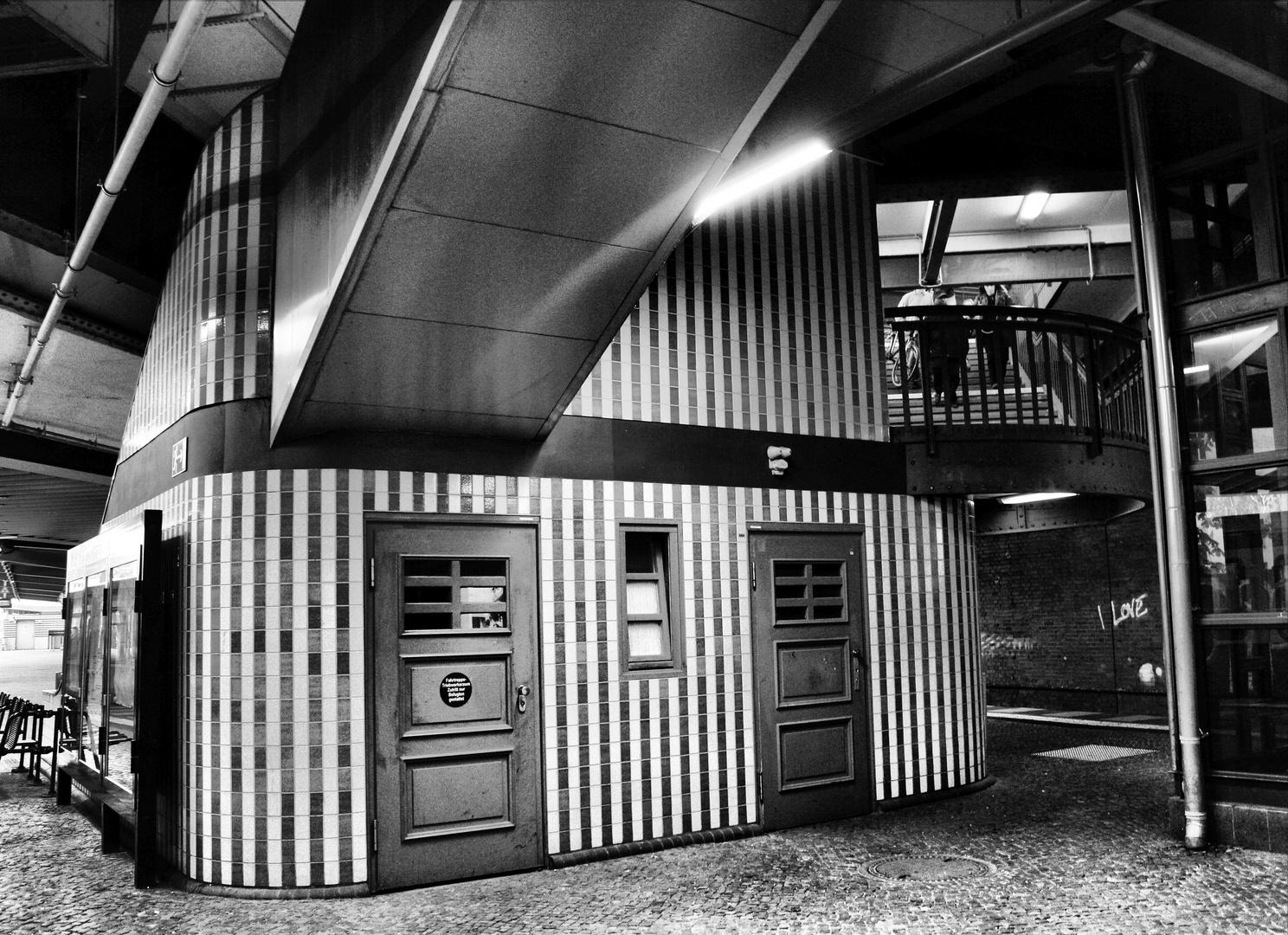 S-Bahnhof Schöneberg