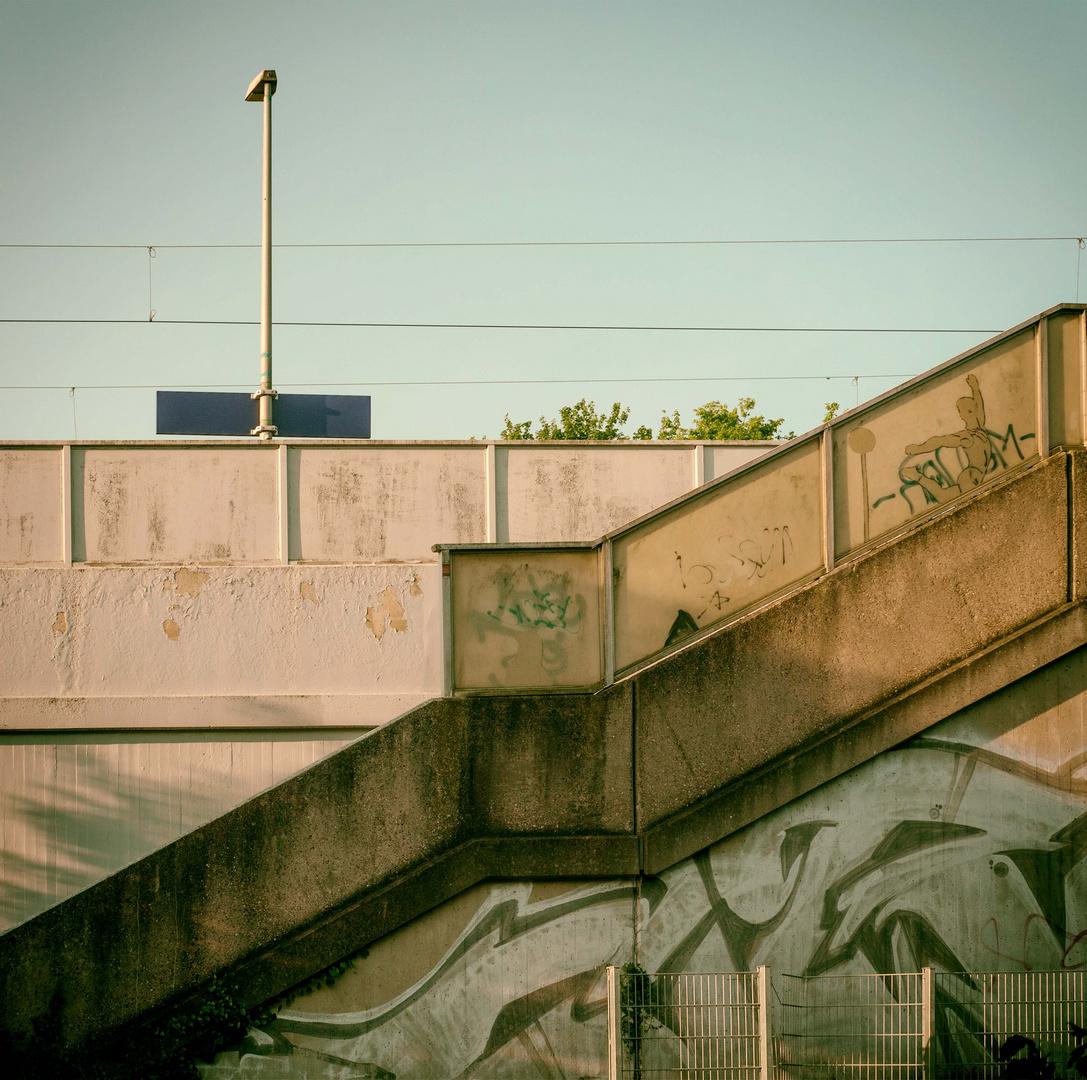 S-Bahnhof X