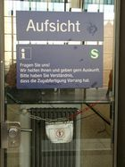 S-Bahnsteig Berlin