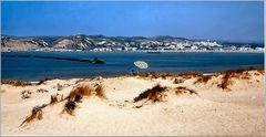 S, Martinho do Porto beach,