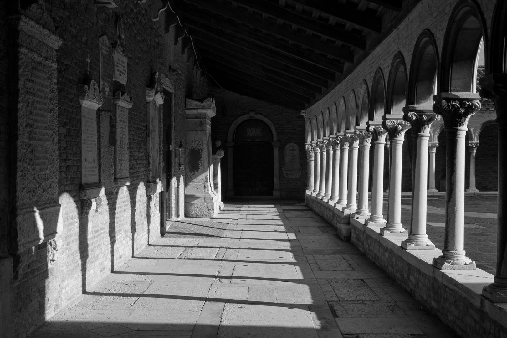 S. Michele in Isola, Isola di San Michele, Venedig