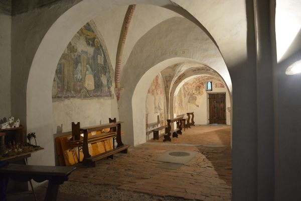 S. Pietro in lamosa - Provaglio d'Iseo - Brescia - Lombardia