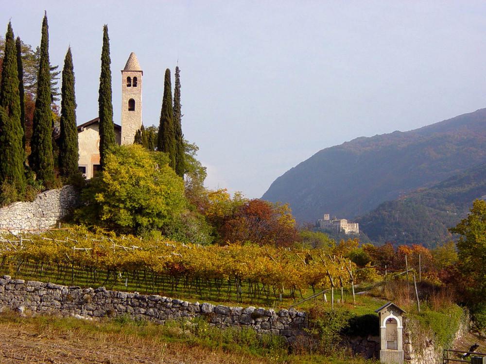S. Siro e castel Madruzzo