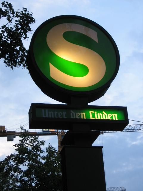 S-Unter den Linden
