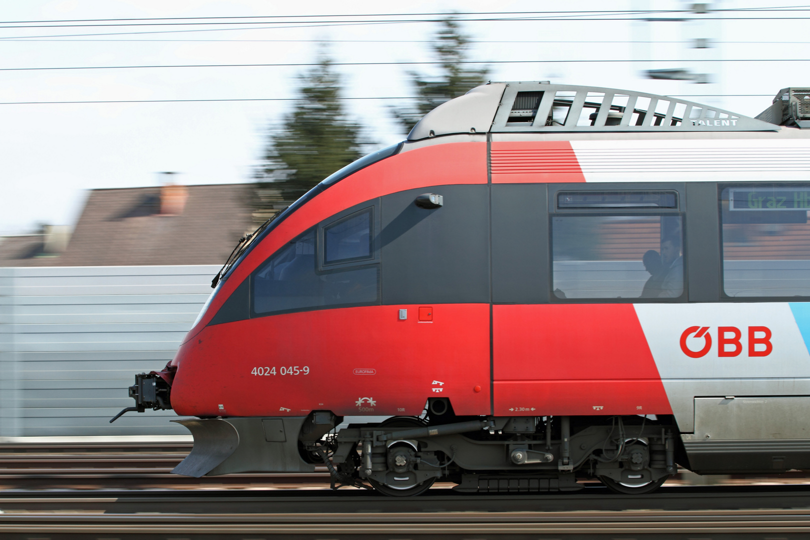 'S - wie Schnell-Bahn'
