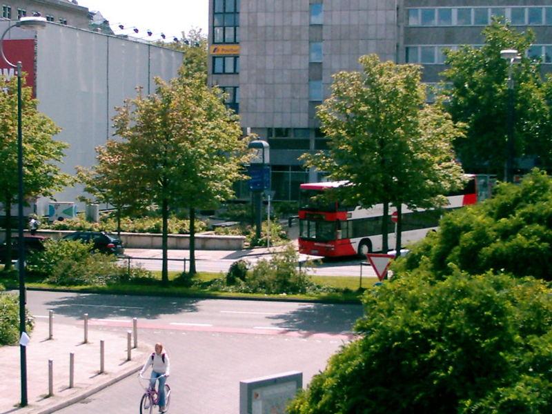 S30 am Dortmunder Hauptbahnhof