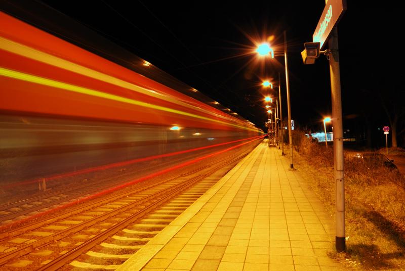 S5 auf dem Weg nach Hannover (Ehlershausen/Niedersachsen)