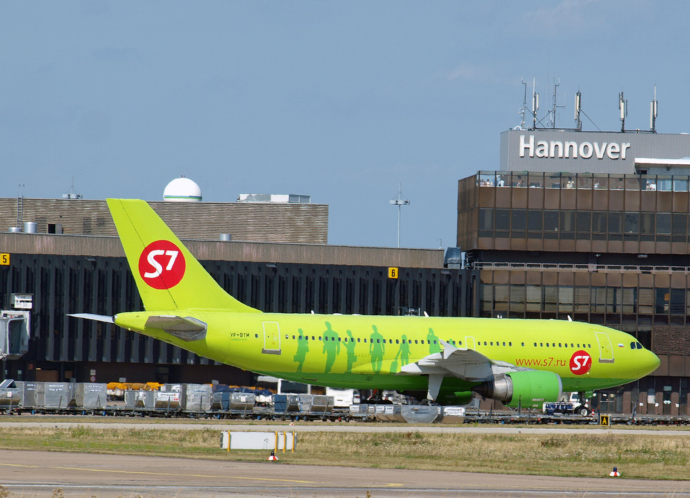 S7 Airlines Airbus A310-204