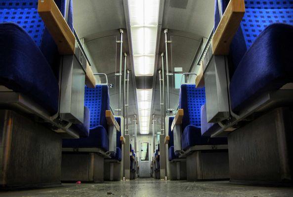 S8 Hagen-Wuppertal um 3UHR 10