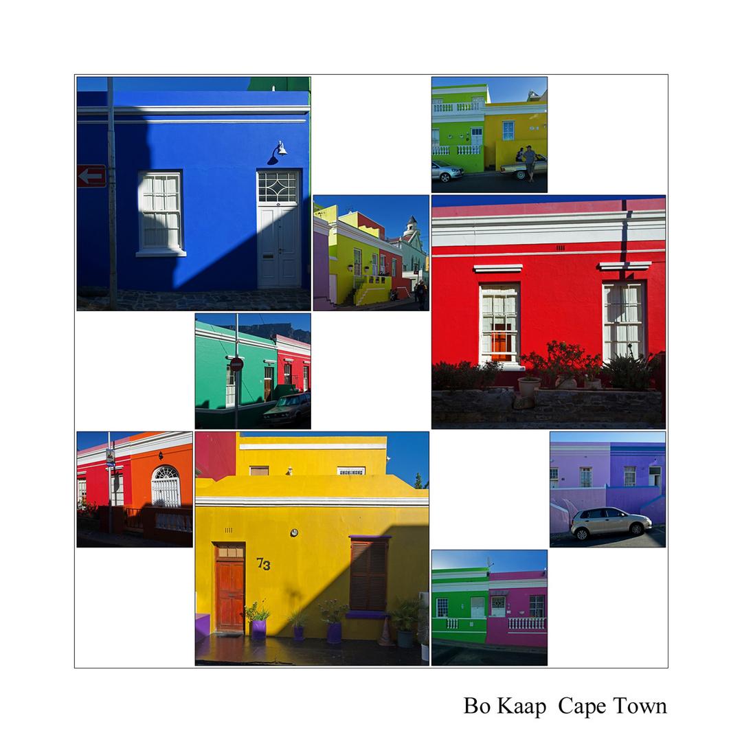 SA [12] - Bo Kaap