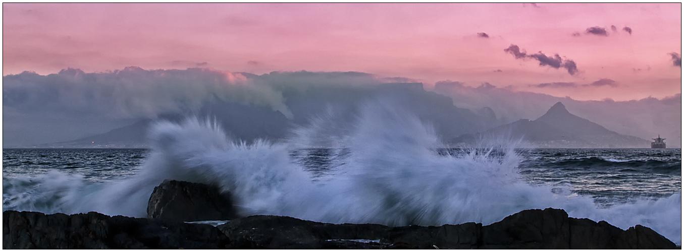 SA [13] - Blaubergstrand in rosa
