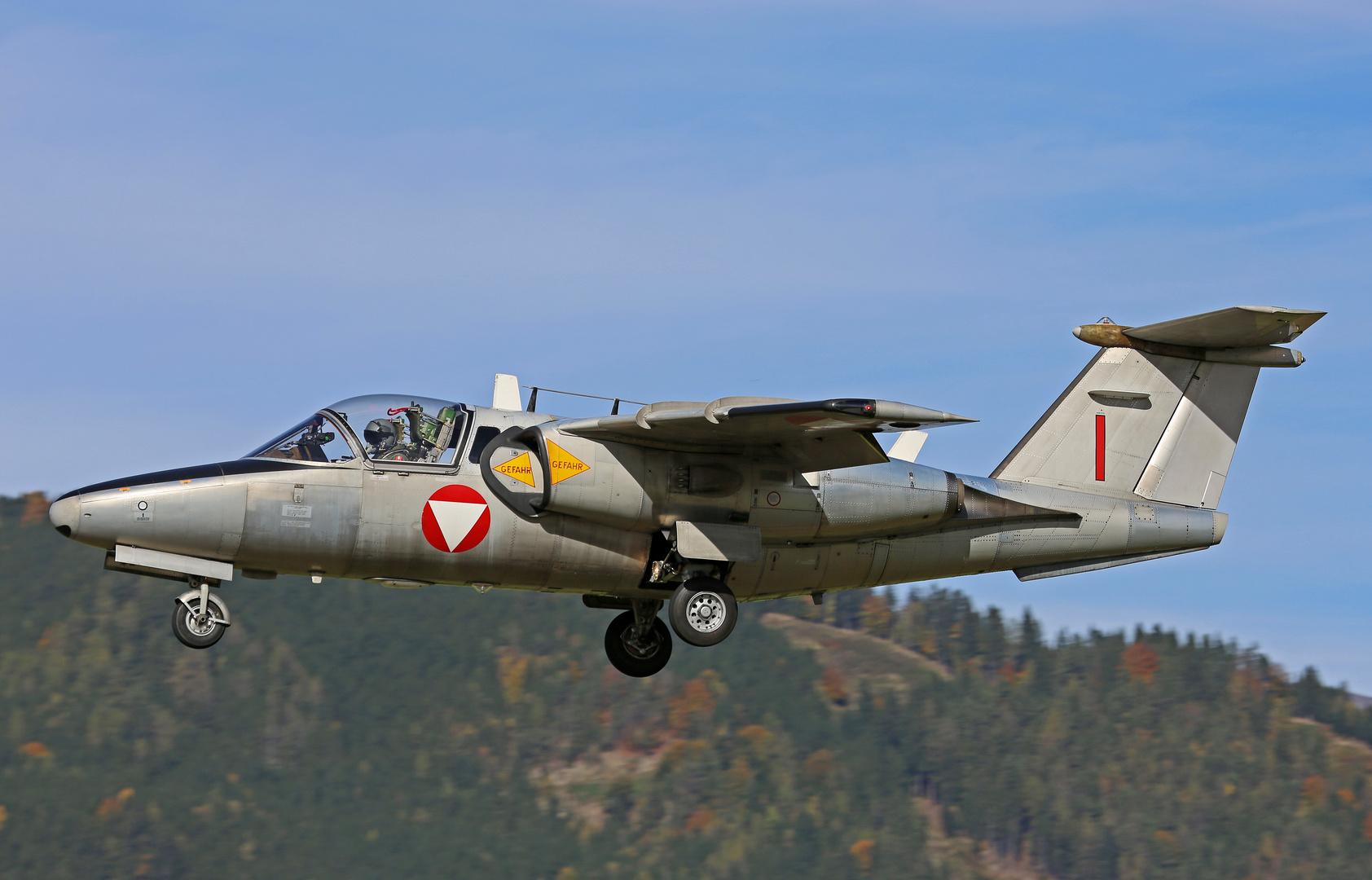 Saab 105 OE 'Red I'