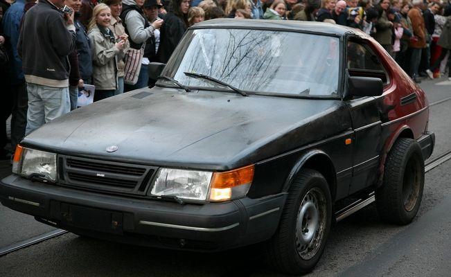 Saab 900 Special Edition 3 Shortie II