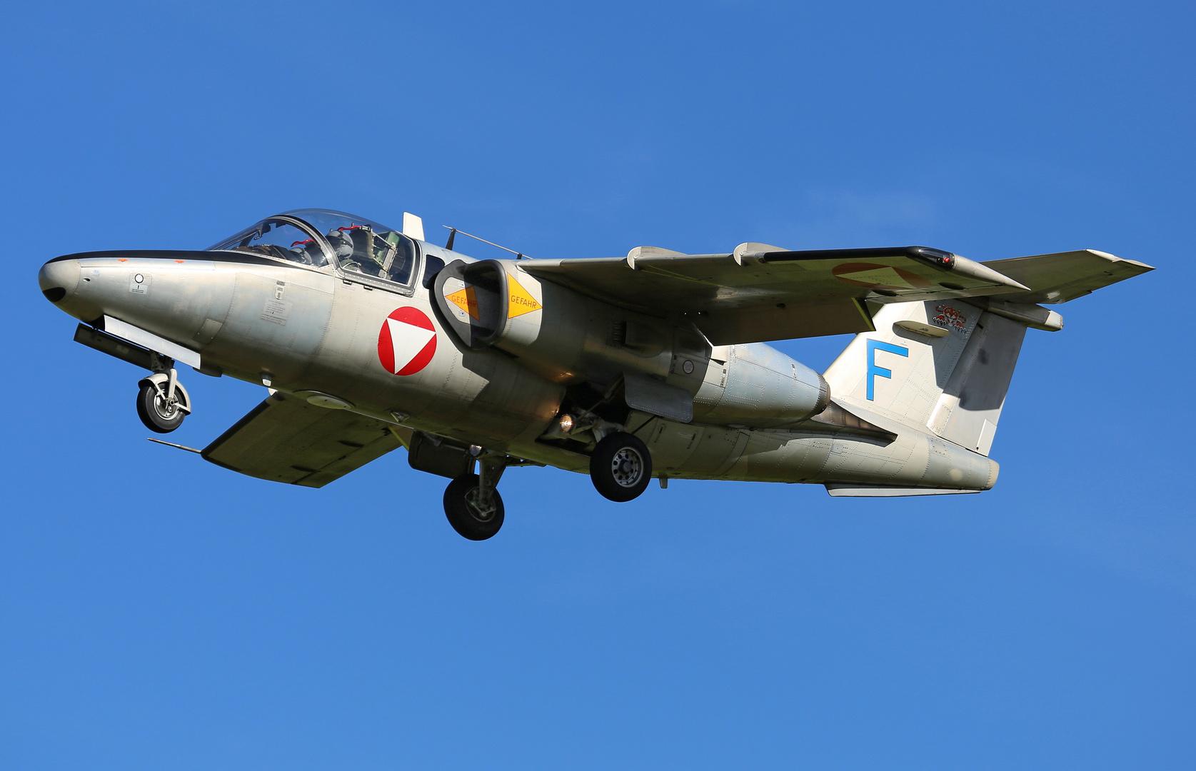 Saab J 105 OE 'Blue F'