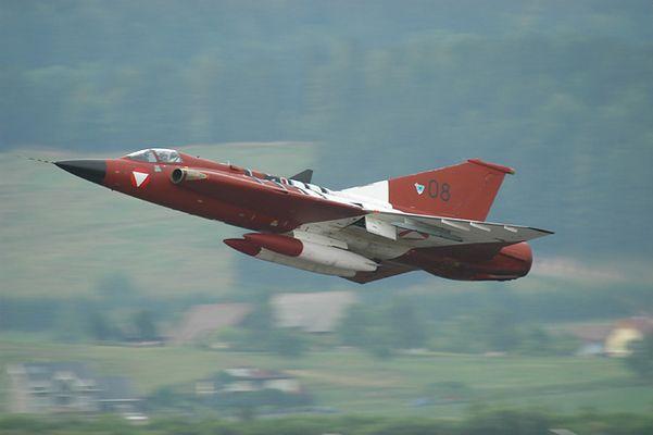 Saab J-35 Ö 'Draken'