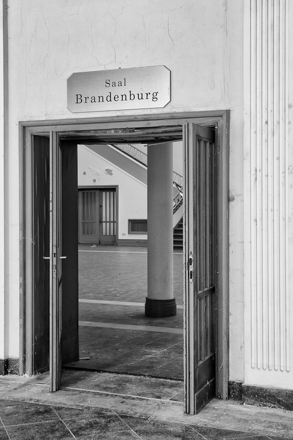 Saal Brandenburg