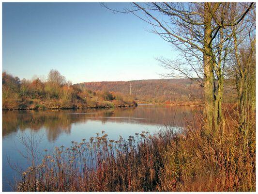 Saar bei Beckingen