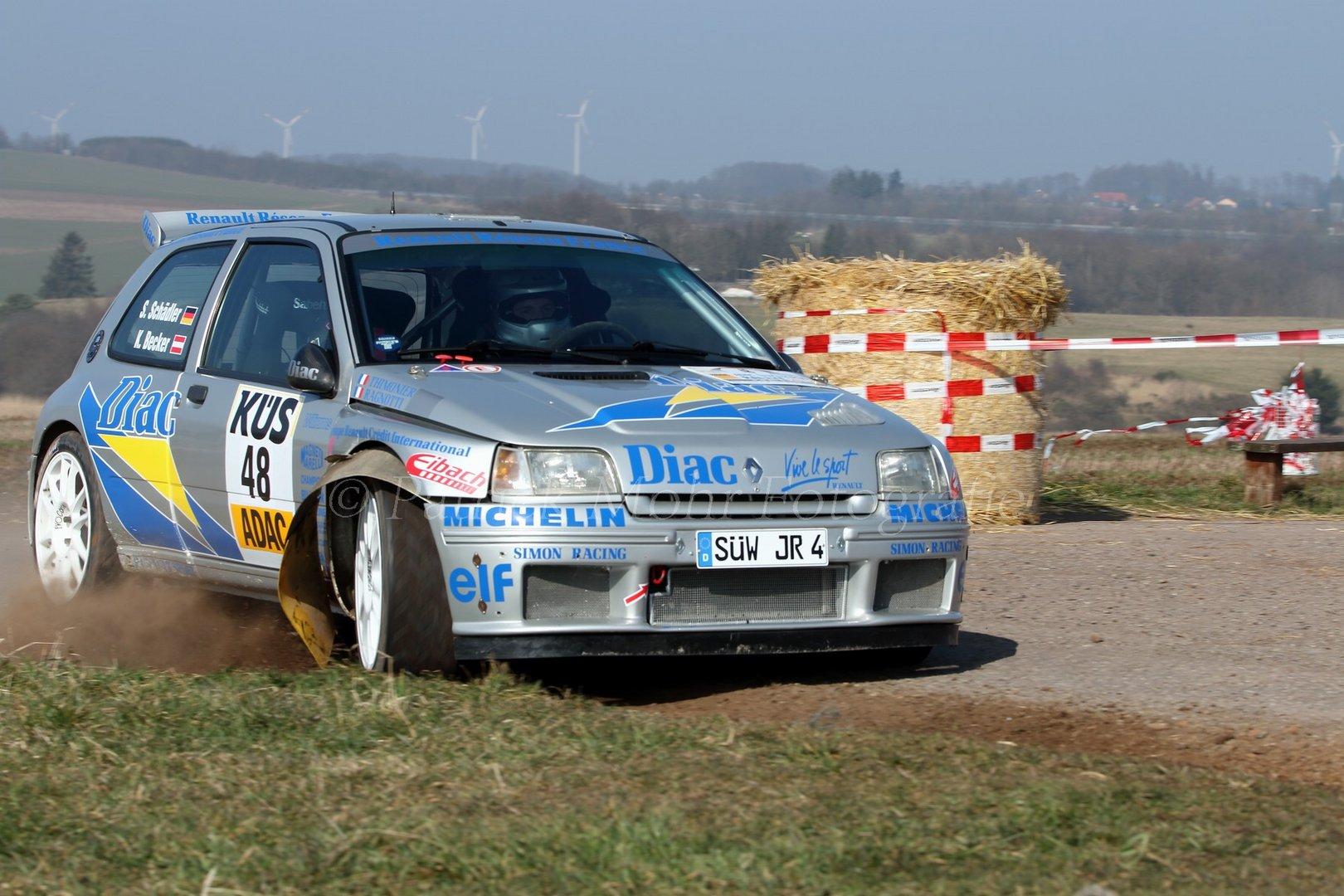 Saarland Pfalz Rallye 2014
