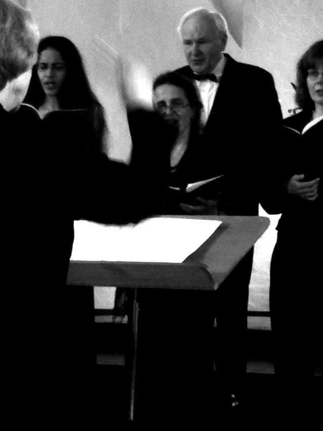 Sabat Mater und Motette von verschiedenen Komponisten