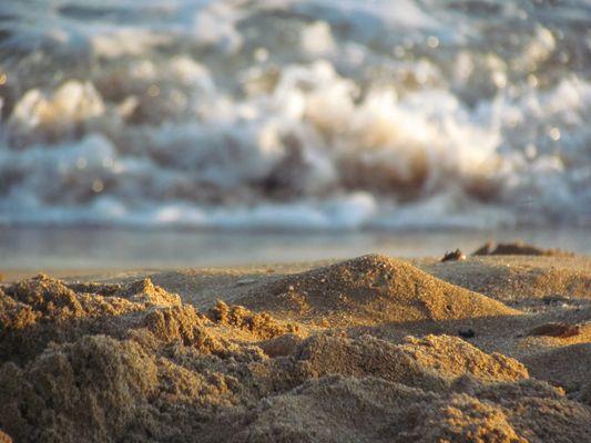 Sabbia e mare o Tsunami?