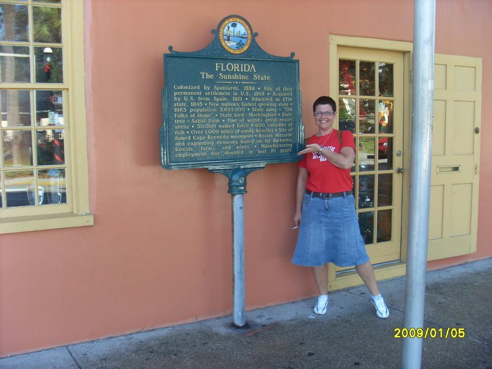 Sabine in Florida