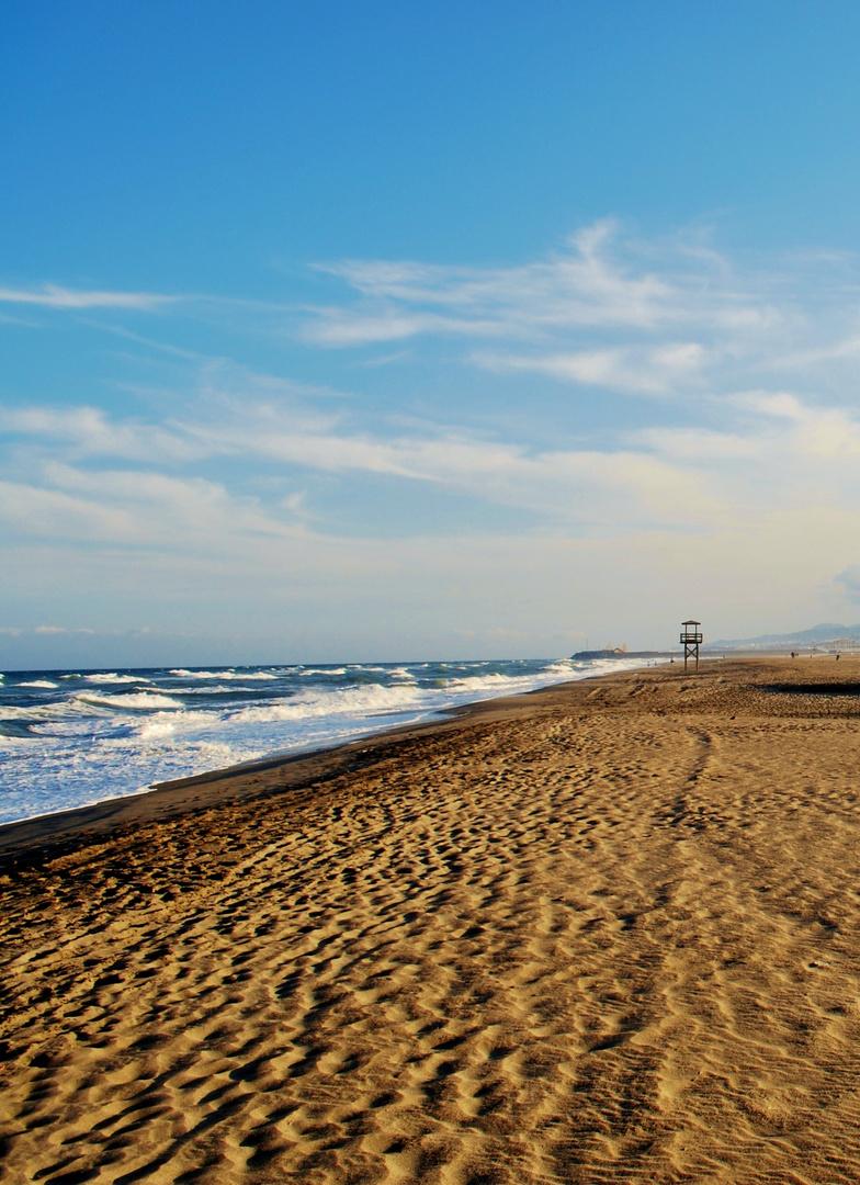 Sable fin de Vera Beach