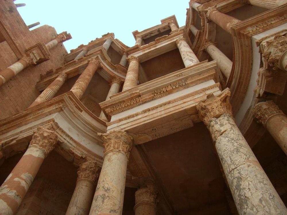 sabratha theatre