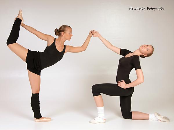 Sabrina und Jasmin