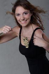 Sabrinas Eule