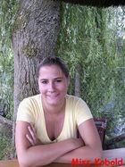 Sabrinas umwerfendes Lächeln...............