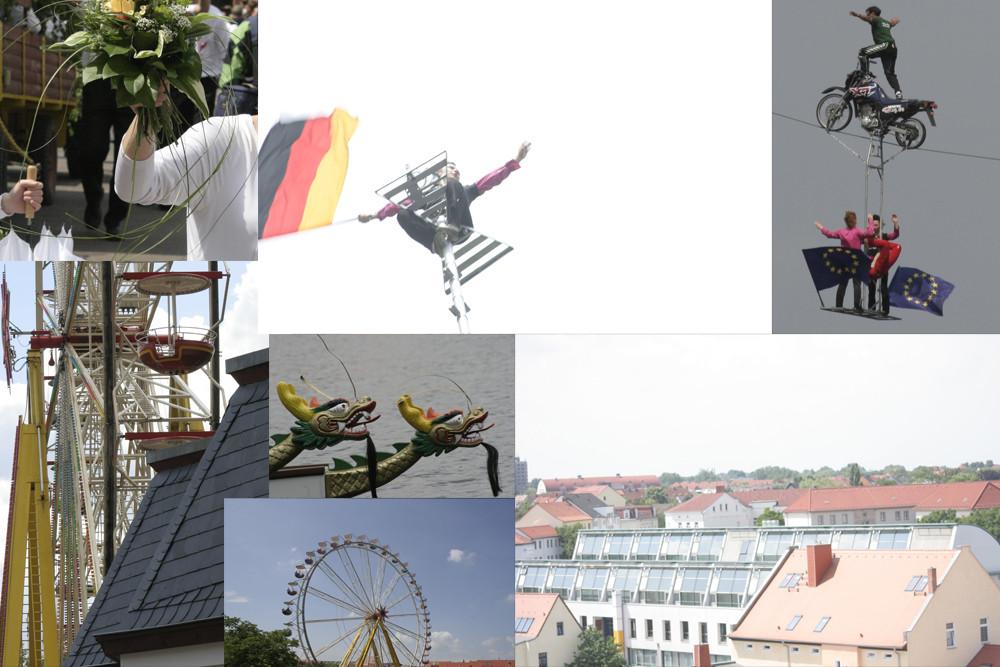 Sachsen-Anhalt Day - Merseburg