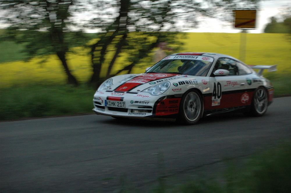 Sachsen Rallye 2009 Shakedown Kahle