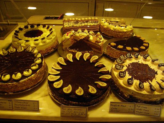 Sachsen Spezial Torten