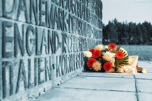 """Sachsenhausen - Mahnmal der """"Nationalen Mahn- und Gedenkstätte"""""""
