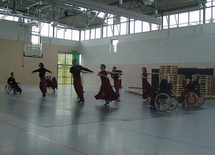 Sachsenlandhalle in Glauchau