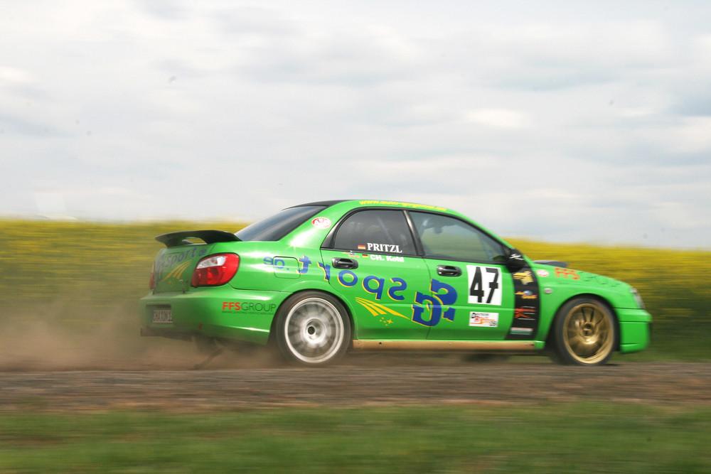 Sachsenrallye 2009
