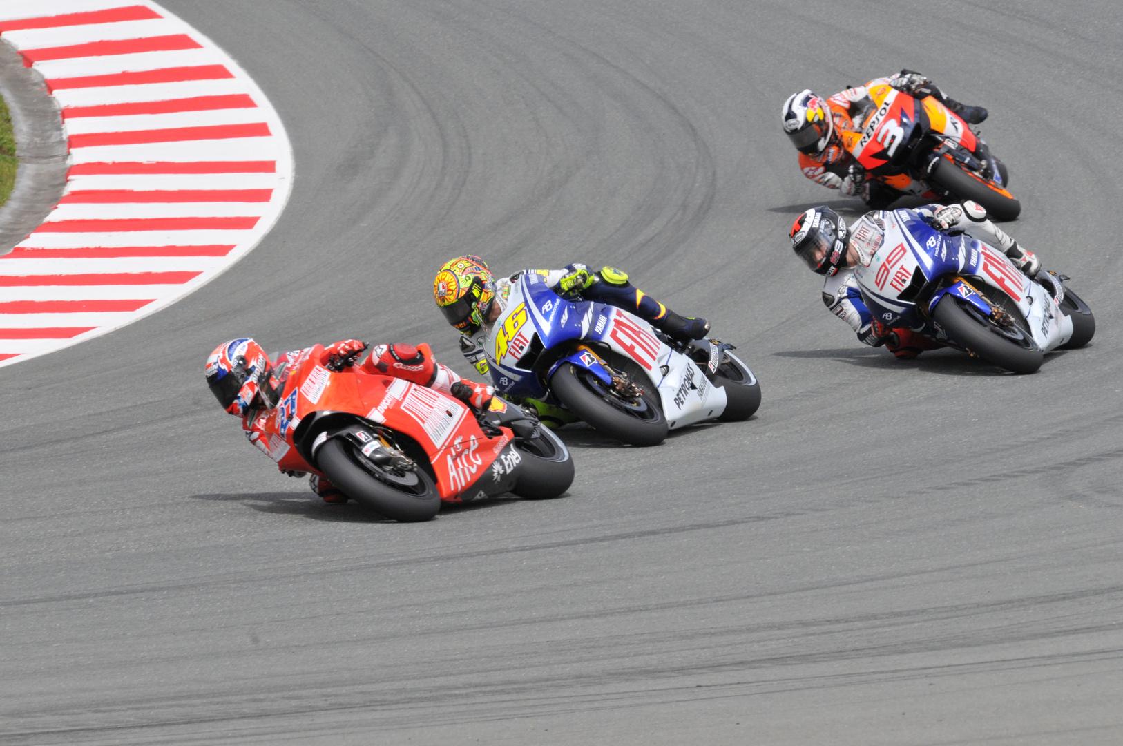 Sachsenring 09