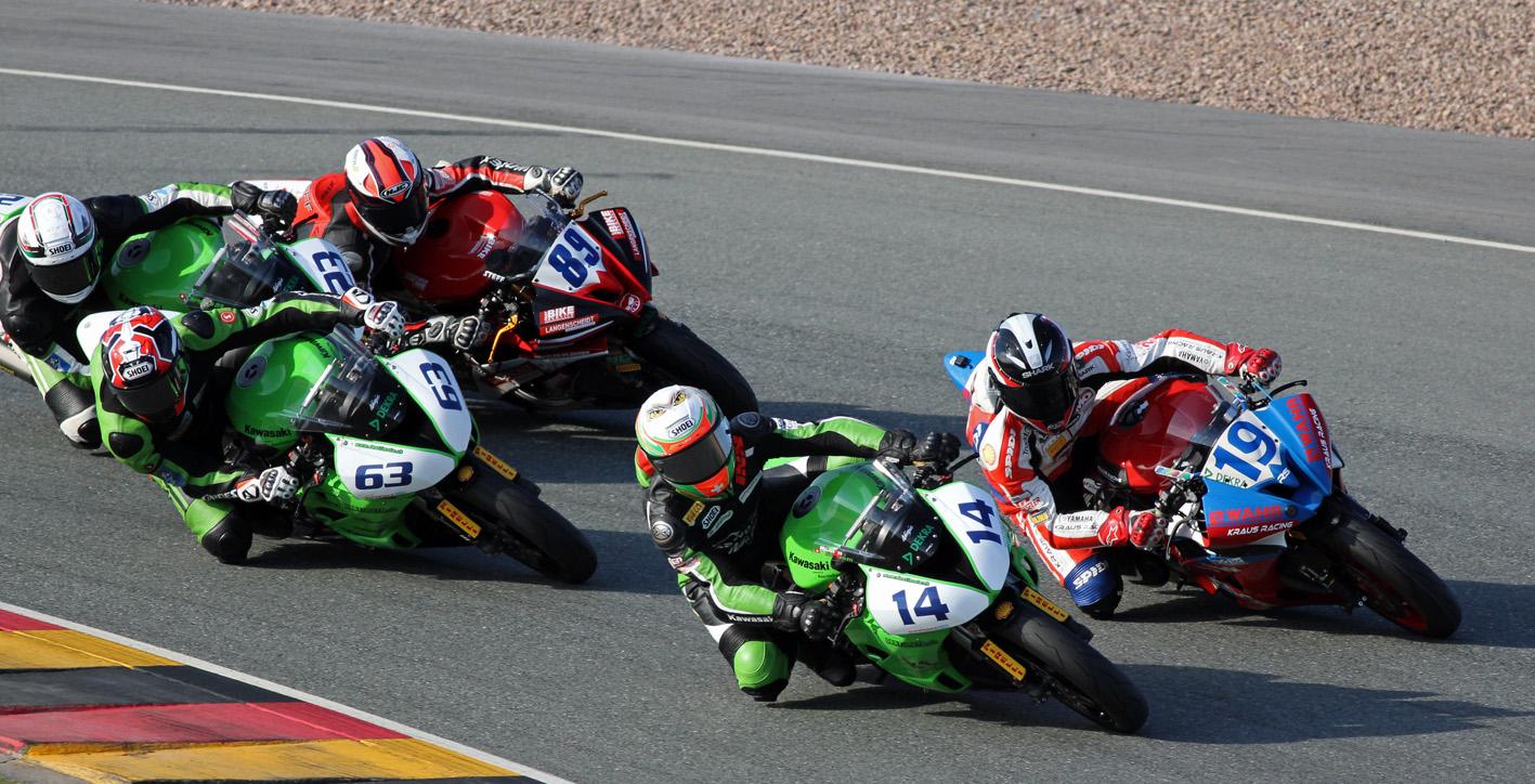 Sachsenring 2013 -600er-