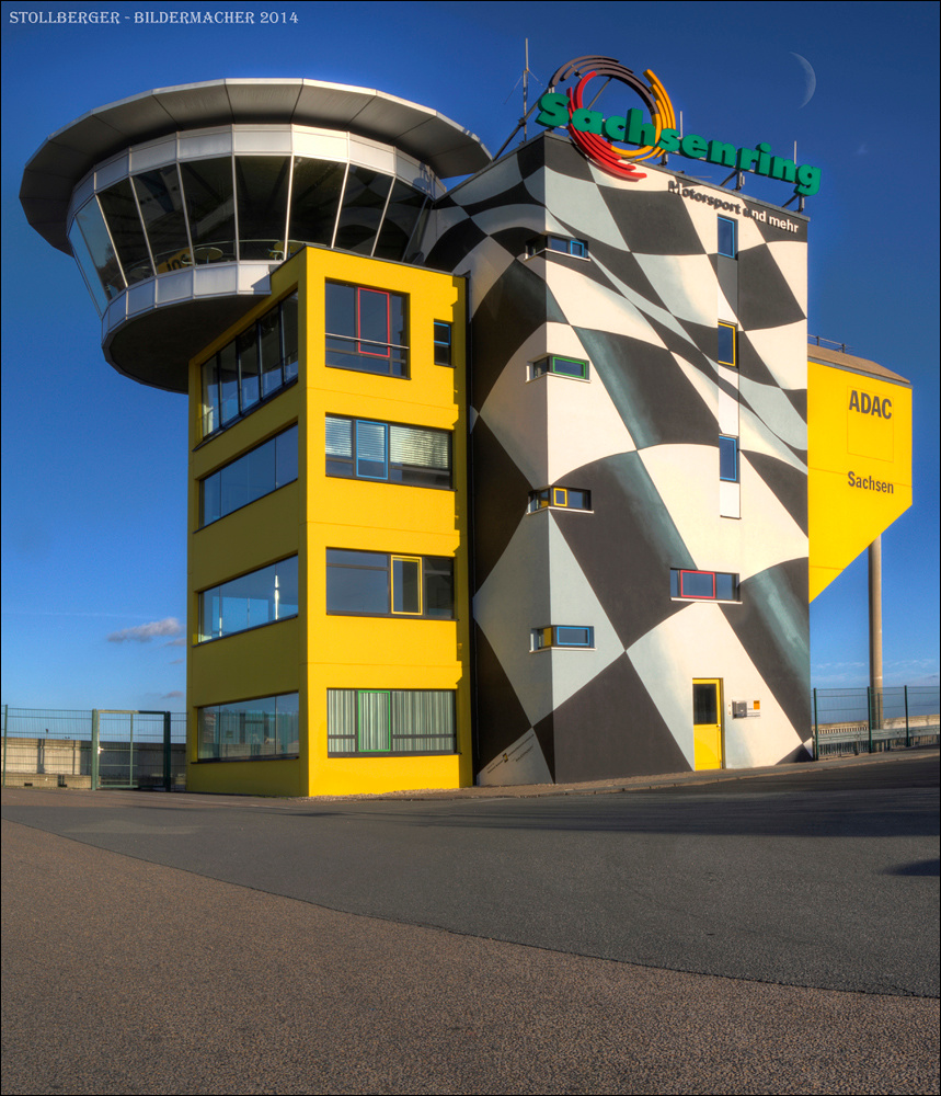 Sachsenring-Tower