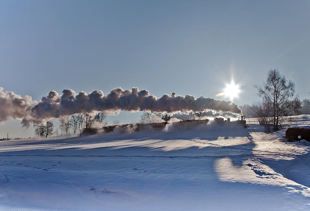 Sachsenzug im Winter (2)