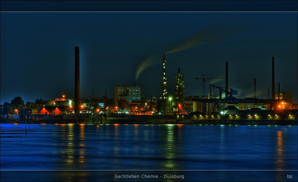 Sachtleben Chemie - Duisburg