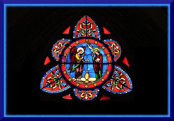 sacral choice of colours