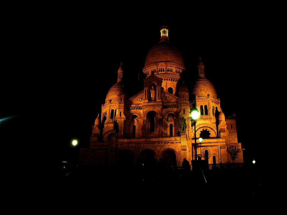 Sacre Coer - classical view