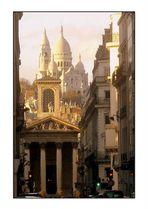 Sacré-Coeur & Notre-Dame-de-Lorette
