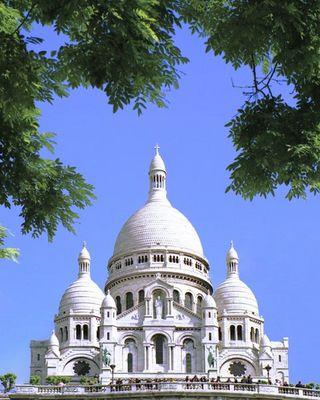 Sacré-Coeur ***  Paris ***