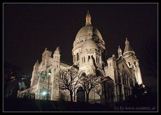 Sacre Coeur -. Paris