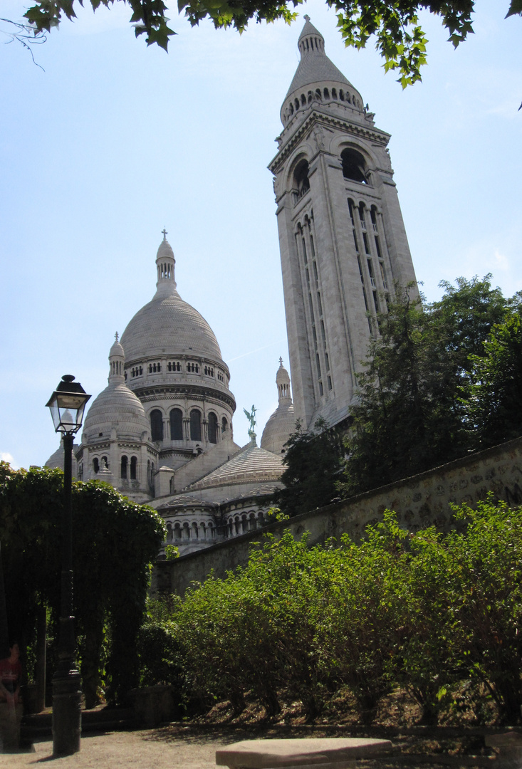 Sacre Coeurs in Paris